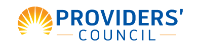 Providers Council